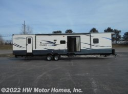 New 2019  Palomino Puma 38 DBS  TRIPLE Slide , King / Queen by Palomino from HW Motor Homes, Inc. in Canton, MI
