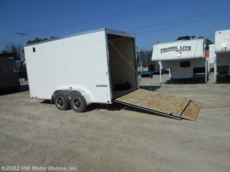 2019 Impact Trailers TREMOR  714  Ramp - 7 ft. Interior