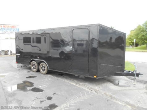 2019 Impact Trailers Shockwave 8520 Car Hauler