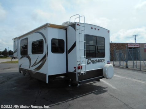 2014 Prime Time Crusader 260RLD