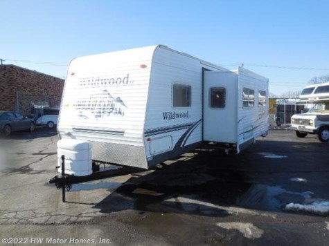 2006 Forest River Wildwood 29 BHSS Super Slide