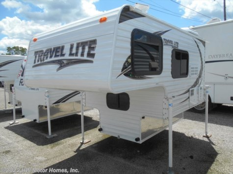 2017 Travel Lite Super Lite 690 FD - Fits Mid - Sized Truck