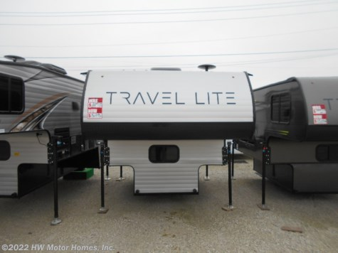 2019 Travel Lite Truck Campers 770RSL