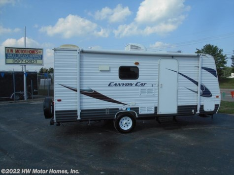 2014 Palomino Canyon Cat 17QBC