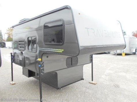 2018 Travel Lite Truck Campers 770  RSL - Shower -.040 Charcoal Ext.