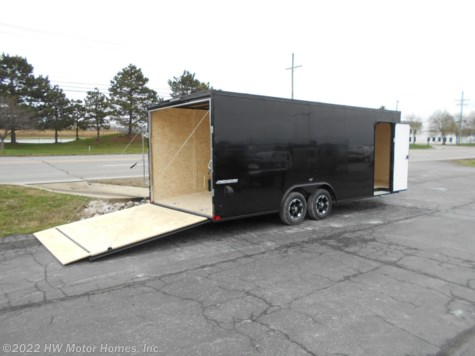 2020 Impact Trailers Shockwave 8520 Car Hauler