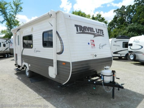 2016 Travel Lite Express E 18