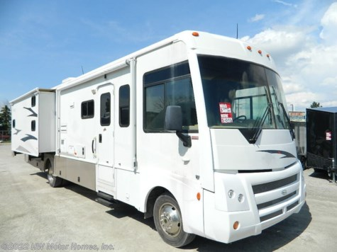 2008 Itasca Sunova 35J Double Slide - Bunks