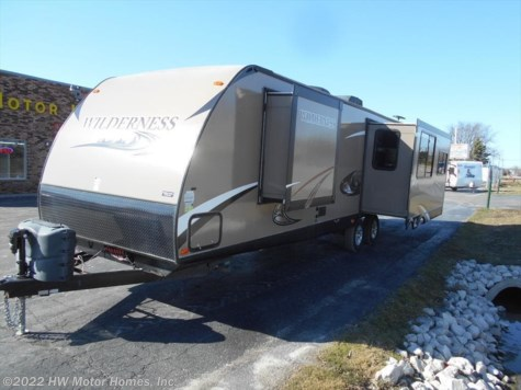2013 Heartland Wilderness WD 3175RE