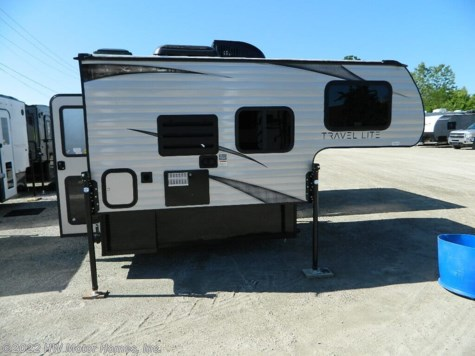 2020 Travel Lite Truck Campers 770 RSL , Grey Hound ' Silver '