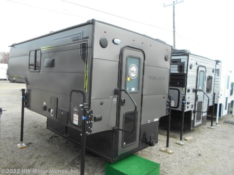 2021 Travel Lite Truck Campers 770 RSL - Shower Inside
