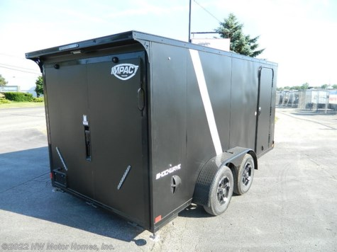 2021 Impact Trailers SHOCKWAVE M C pkg.