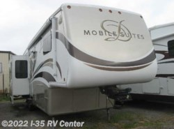 Used 2009  DRV Mobile Suites 36 TKSB3 by DRV from I-35 RV Center in Denton, TX