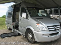 Used 2013  Airstream Interstate Lounge Wardrobe With Sleeping Quarters by Airstream from I-35 RV Center in Denton, TX