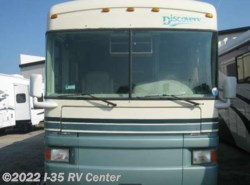 Used 1997  Fleetwood Discovery 40N by Fleetwood from I-35 RV Center in Denton, TX