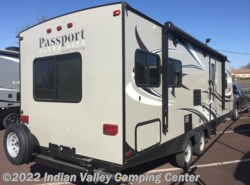New 2017  Keystone Passport Ultra Lite Grand Touring 2520RL by Keystone from Indian Valley Camping Center in Souderton, PA