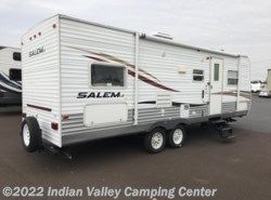 Used 2009  Forest River Salem LE 26TBUD by Forest River from Indian Valley Camping Center in Souderton, PA