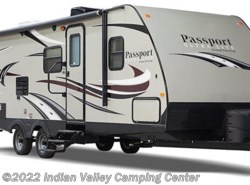 Used 2016  Keystone Passport Ultra Lite Grand Touring 2510RB by Keystone from Indian Valley Camping Center in Souderton, PA