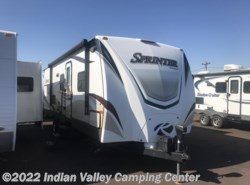 Used 2015  Keystone Sprinter 266RBS by Keystone from Indian Valley Camping Center in Souderton, PA