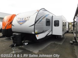 New 2018  Forest River Salem 27dbud by Forest River from A & L RV Sales in Johnson City, TN