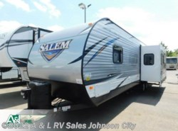 New 2019  Forest River Salem  by Forest River from A & L RV Sales in Johnson City, TN