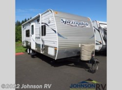 Used 2013  Keystone Springdale 232RBLWE by Keystone from Johnson RV in Sandy, OR
