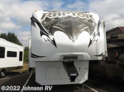 Used 2013  Keystone Raptor 384PK by Keystone from Johnson RV in Sandy, OR