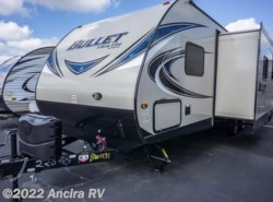 New 2017  Keystone Bullet 287QBS by Keystone from Ancira RV in Boerne, TX