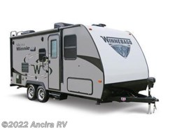 New 2018  Winnebago Micro Minnie 1700BH by Winnebago from Ancira RV in Boerne, TX