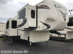 2018 Forest River Cedar Creek Silverback 37FLK