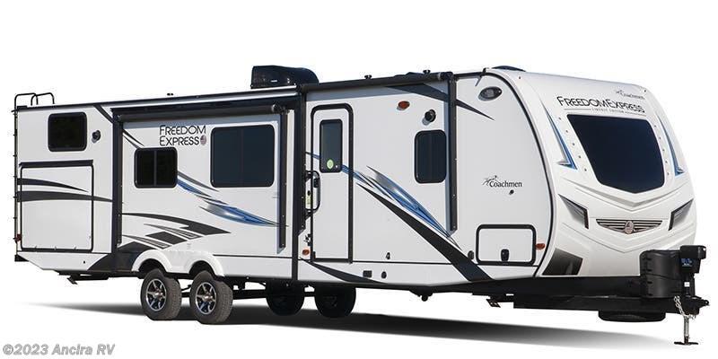 2021 Coachmen Freedom Express Liberty Edition 320BHDSLE
