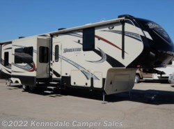 "Used 2015 Grand Design Momentum 385TH 42'9"" **TOYBOX** available in Kennedale, Texas"