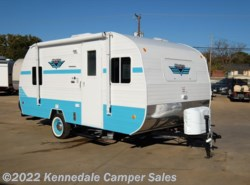 "New 2017  Riverside RV White Water Retro 177SE 18'9"" by Riverside RV from Kennedale Camper Sales in Kennedale, TX"