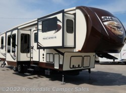 "Used 2015 Forest River Sierra 377FLIK 41'8"" available in Kennedale, Texas"
