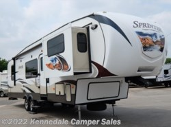 Used 2014  Keystone Sprinter 15th Anniversary Copper Canyon 333 FWFLS 37' by Keystone from Kennedale Camper Sales in Kennedale, TX