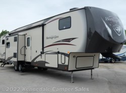 Used 2014  Forest River Wildwood Heritage Glen Lite Series 366BH 42' by Forest River from Kennedale Camper Sales in Kennedale, TX