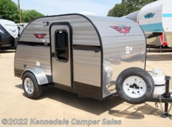 "New 2018  Riverside RV White Water Retro Jr. 509 13'2"" by Riverside RV from Kennedale Camper Sales in Kennedale, TX"