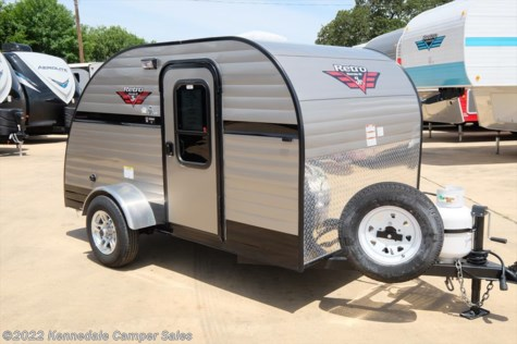 2018 Riverside RV White Water Retro Jr. 509 13'2