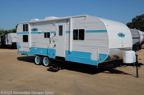 2018 Riverside RV White Water Retro 265BH 27'6