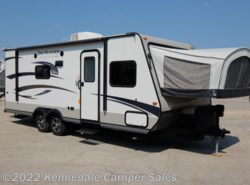 "Used 2015  Jayco Jay Feather Ultra Lite X23B 24'5"" by Jayco from Kennedale Camper Sales in Kennedale, TX"