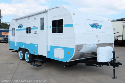 2018 Riverside RV White Water Retro 195 24'7
