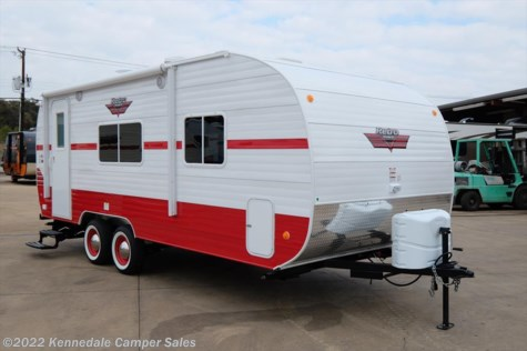 2018 Riverside RV White Water Retro 189R 23'
