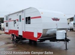 "New 2018  Riverside RV White Water Retro 265BH 27'6"" by Riverside RV from Kennedale Camper Sales in Kennedale, TX"