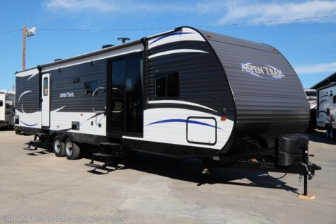 2018 Dutchmen Aspen Trail 3600QBDS  2 QUEEN BEDS  HAIL SALE