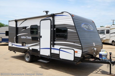 2018 Dutchmen Aspen Trail Mini 1700BH 21'5