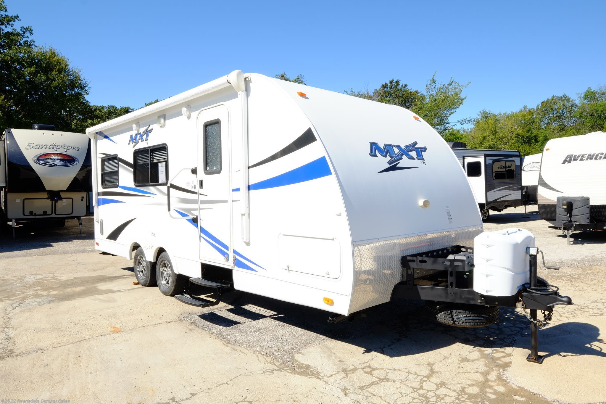 2013 K-Z RV MXT MXT200 TOY HAULER for Sale in Kennedale, TX 76060   101229