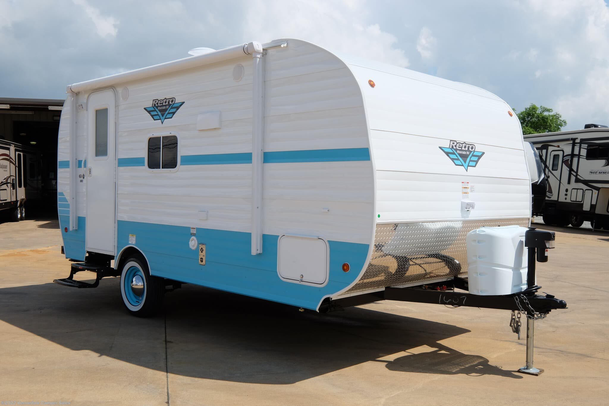 2020 Riverside Rv Rv Retro 169r For Sale In Kennedale Tx 76060 001607