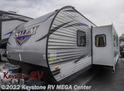 New 2017  Forest River Salem 31KQBTS by Forest River from Keystone RV MEGA Center in Greencastle, PA