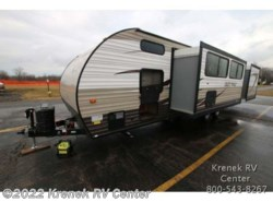 Used 2015  Forest River Grey Wolf 29DSFB by Forest River from Krenek RV Center in Coloma, MI