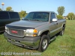 Used 2001  GMC  Sierra 2500HD SLE 4X4 by GMC from Krenek RV Center in Coloma, MI